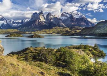 Diesem Blick haben wir entgegengesehnt: der Nationalpark Torres del Paine