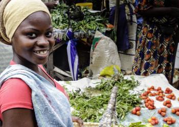 Markttag im Senegal