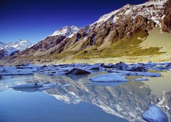 Gletscherwelten der Südinsel