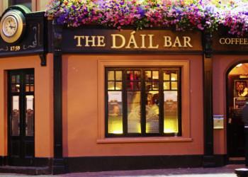 Typisch irischer Pub