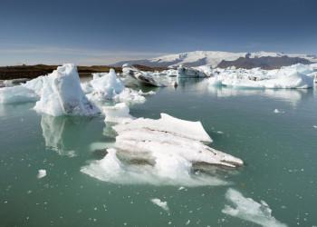 Gletscherlagune Fjallsarlon