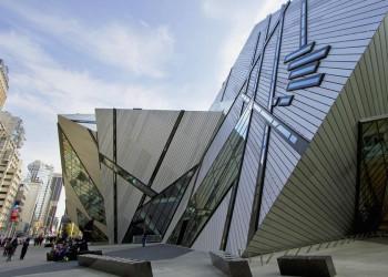 Futuristische Architektur in Toronto