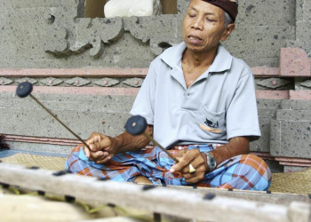 Musiker in Indonesien