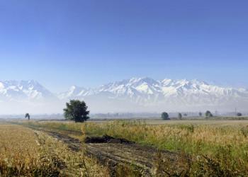 Tian-Shen Gebirge Kirgistan, Kirgisien, Kisrgisistan