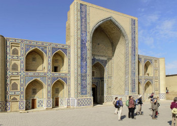 Ulug Beg Madrassa Buchara Usbekistan