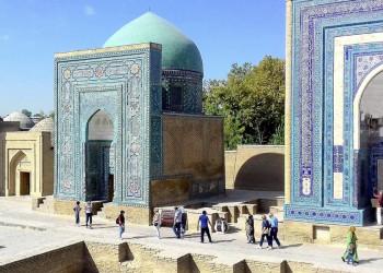 Shah-e-zinda Samarkand Usbekistan