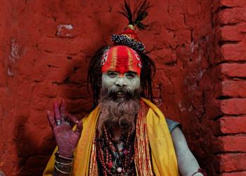 Sadhu, Kathmandu, Nepal