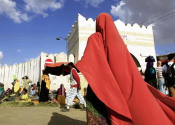 Ländlicher Markt in Äthiopien