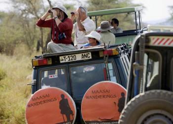 Auf Pirschin der Serengeti