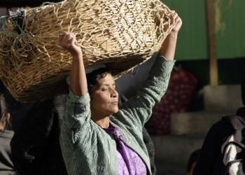 Markttag in Guatemala