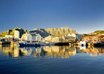 """Kapstadt, die """"Mother City"""" von Südafrika"""