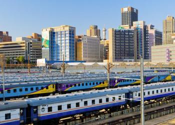 Johannesburg: Metropole im Norden