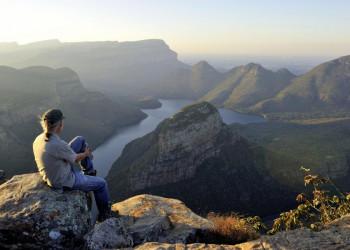 """Der Blyde River Canyon: Eines der """"großen Naturwunder Afrikas"""""""