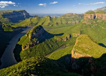 """Blyde Canyon River: Eines der """"großen Naturwunder Afrikas"""""""