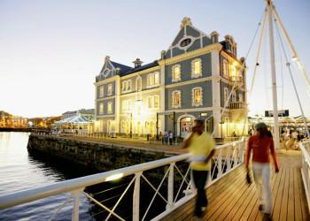 Alt trifft neu: Das restaurierte Hafenviertel von Kapstadt