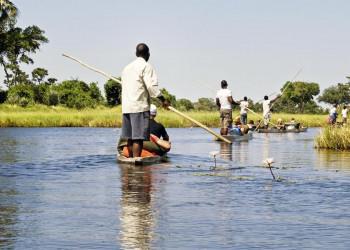 Das Okavango Delta: Lebensader Botswanas