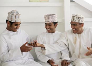 Omani unter sich