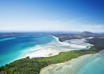 Das Great Barrier Reef in Australien