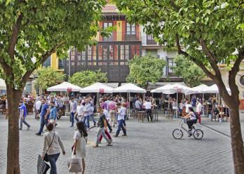 Altsatdt von Sevilla