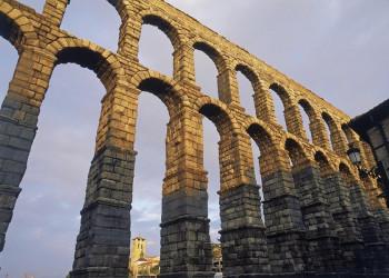 Römisches Aquädukt von Segovia