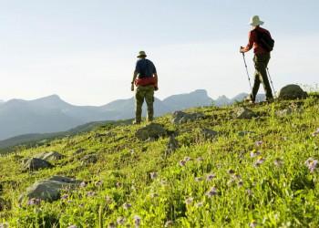 Wanderparadies in Nordalbanien
