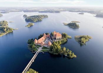 Wasserfestung Trakai