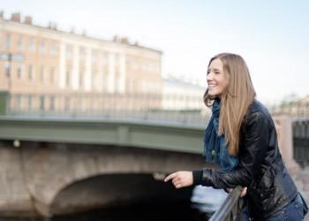 Studiosus-Gast in St. Petersburg