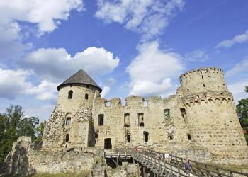 Burgruine von Cesis