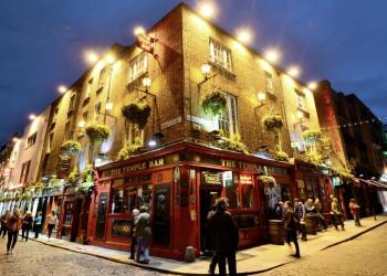 Temple Bar, Dublin, Irland