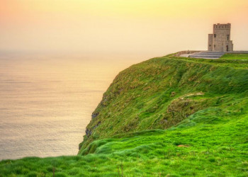 Cliffs of Moher, Clare, Irland, Wild Atlantic Way