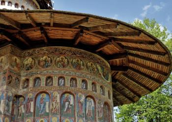 Kloster Voronet, Moldau, Rumänien