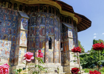 Moldovita Kloster Rumänie