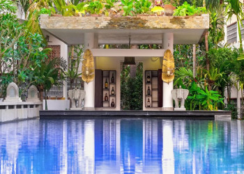 Montra Nivesha Angkor's Boutique Hotel in Siem Reap