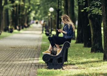 Minsk - im Park