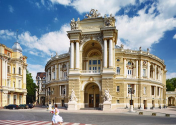 Die Oper von Odessa