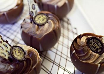 verführerrische Schokoladenkreationen in Frankreich