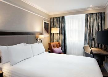 Doppelzimmer im Hilton Carlton Edinburgh