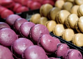Macarons in Frankreich