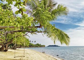 Badetage auf der Insel Phu Quoc in Vietnam