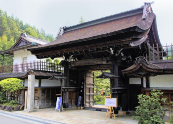 Tempelstadt Koya-san in Japan