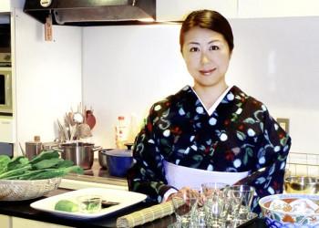 Unter fachkundiger Anleitung japanisch kochen