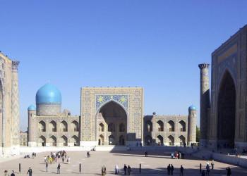 Registan, Samarkand, Usbekistan