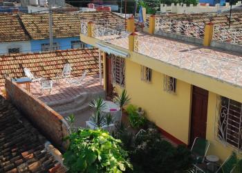 Auf unserer Rundreise durch Kuba übernachten wir auch in Privatpensionen.
