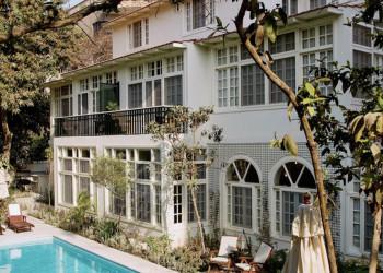 Das Hotel Villa Belle Epoque in Kairos Stadtteil Maadi