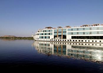 Ihr Nilkreuzfahrtschiff Le Fayan