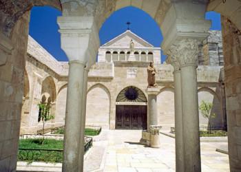 Kirche in Bethlehem