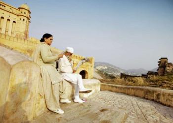 Fort Amber in Jaipur, Rajasthan