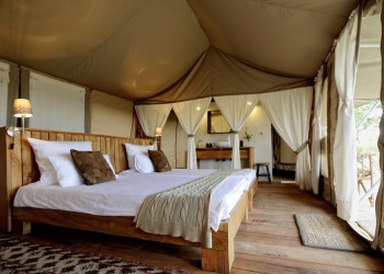 Grumeti Hills Tented Camp in Tansania
