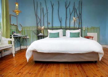 Barrydale, Karoo Art Hotel