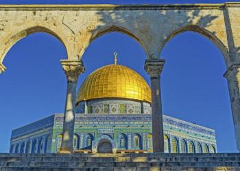 Der Felsendom von Jerusalem